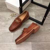 $100.00 USD Versace Leather Shoes For Men #814276