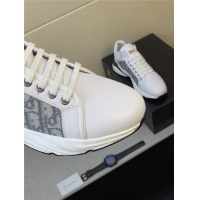 $76.00 USD Christian Dior Casual Shoes For Men #814279