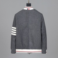 $116.00 USD Thom Browne Cotton Jackets Long Sleeved Zipper For Men #814468