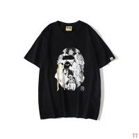 $25.00 USD Bape T-Shirts Short Sleeved O-Neck For Men #815068