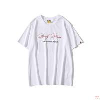 $25.00 USD Bape T-Shirts Short Sleeved O-Neck For Men #815072