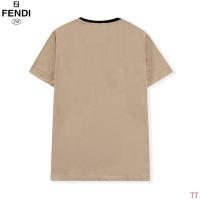 $32.00 USD Fendi T-Shirts Short Sleeved O-Neck For Men #815095