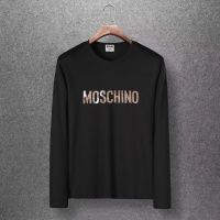 Moschino T-Shirts Long Sleeved O-Neck For Men #816688