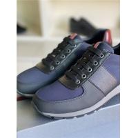 $85.00 USD Prada Casual Shoes For Men #817318
