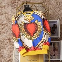 $38.00 USD Dolce & Gabbana D&G Hoodies Long Sleeved O-Neck For Men #817517