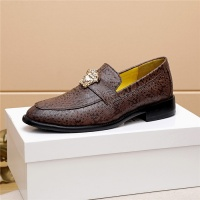 $80.00 USD Versace Leather Shoes For Men #818200