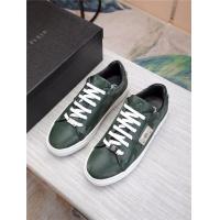 $80.00 USD Philipp Plein PP Casual Shoes For Men #818589