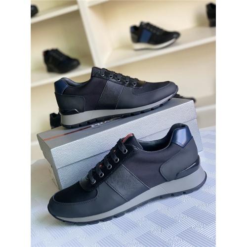 Prada Casual Shoes For Men #818979