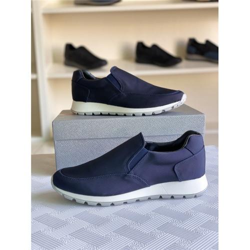 Prada Casual Shoes For Men #818982