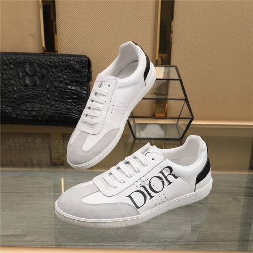 Christian Dior Casual Shoes For Men #819062