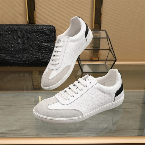 Christian Dior Casual Shoes For Men #819064