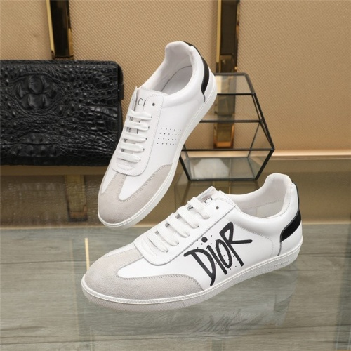 Christian Dior Casual Shoes For Men #819066