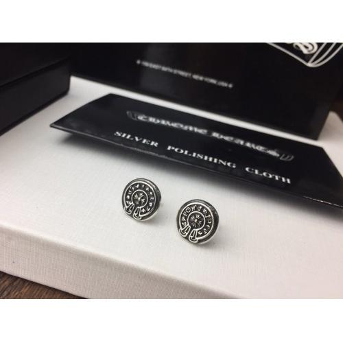 Chrome Hearts Earring #819146 $24.00 USD, Wholesale Replica Chrome Hearts Earring