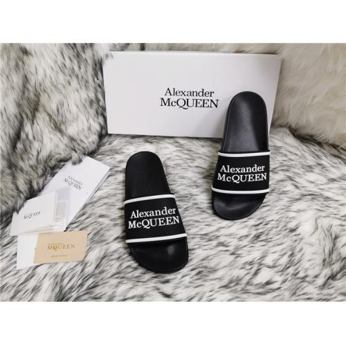Alexander McQueen Slippers For Men #819166