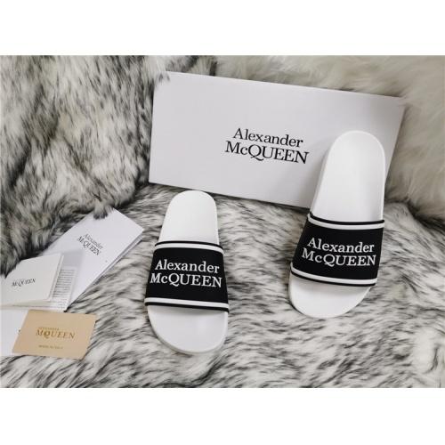 Alexander McQueen Slippers For Men #819170