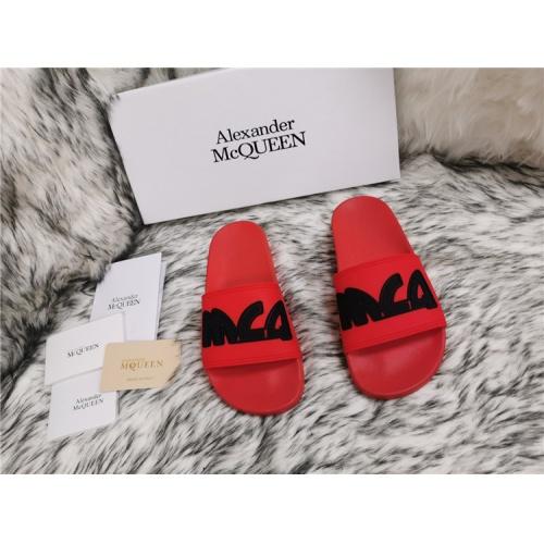 Alexander McQueen Slippers For Men #819174