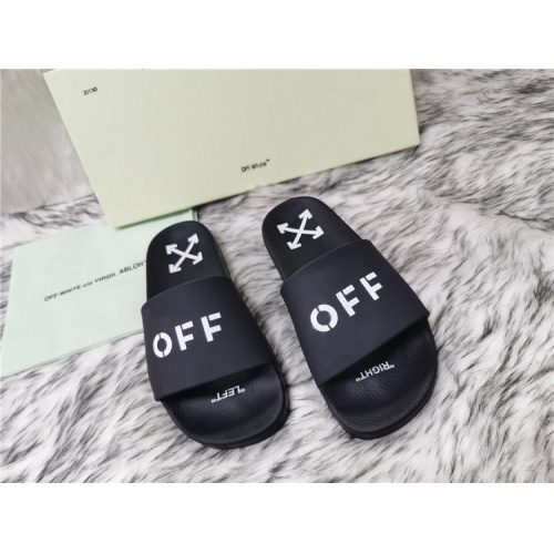 Off-White Slippers For Men #819199