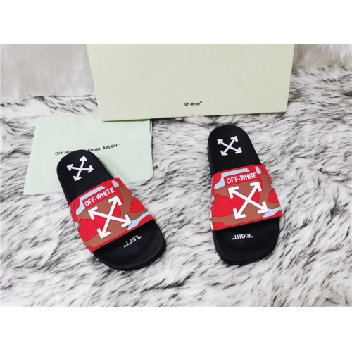 Off-White Slippers For Women #819203