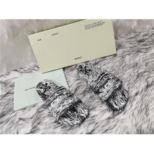 Off-White Slippers For Women #819222