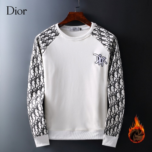 Christian Dior Hoodies Long Sleeved O-Neck For Men #819247