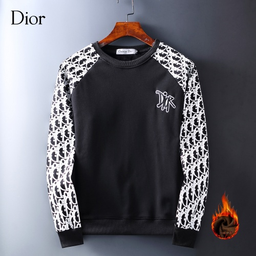 Christian Dior Hoodies Long Sleeved O-Neck For Men #819248