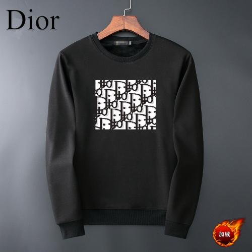 Christian Dior Hoodies Long Sleeved O-Neck For Men #819249