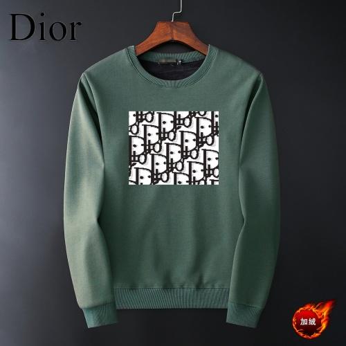 Christian Dior Hoodies Long Sleeved O-Neck For Men #819250