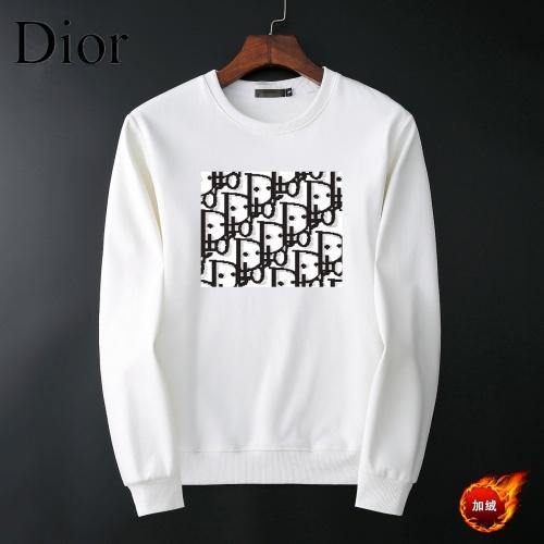 Christian Dior Hoodies Long Sleeved O-Neck For Men #819251