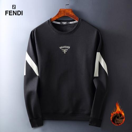 Fendi Hoodies Long Sleeved O-Neck For Men #819257