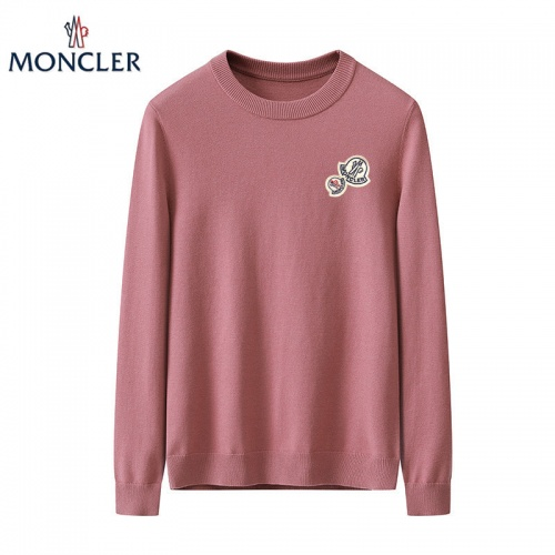 Moncler Sweaters Long Sleeved O-Neck For Men #819274