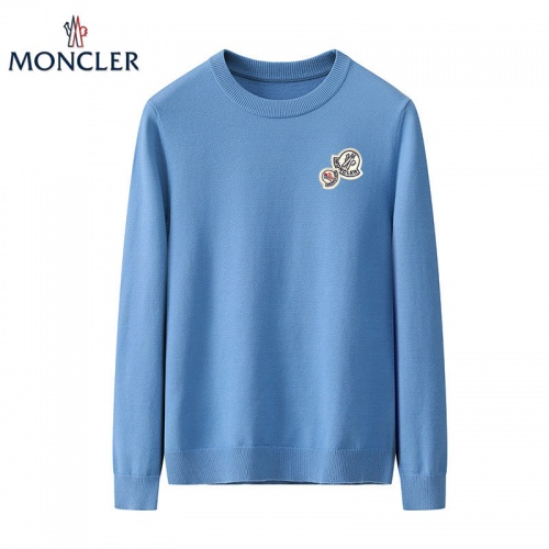 Moncler Sweaters Long Sleeved O-Neck For Men #819275
