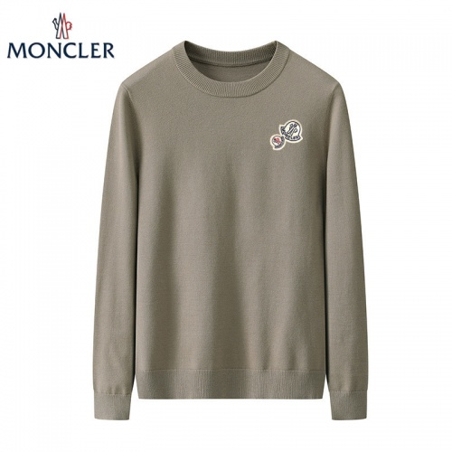 Moncler Sweaters Long Sleeved O-Neck For Men #819276