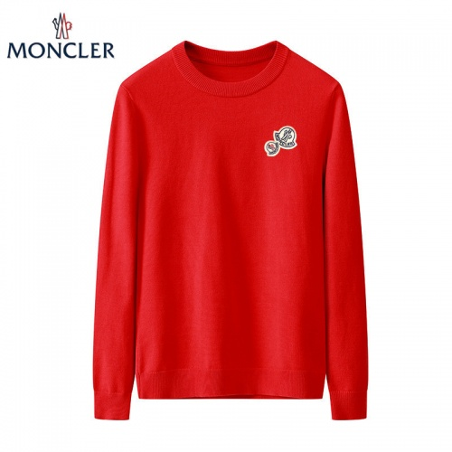 Moncler Sweaters Long Sleeved O-Neck For Men #819277
