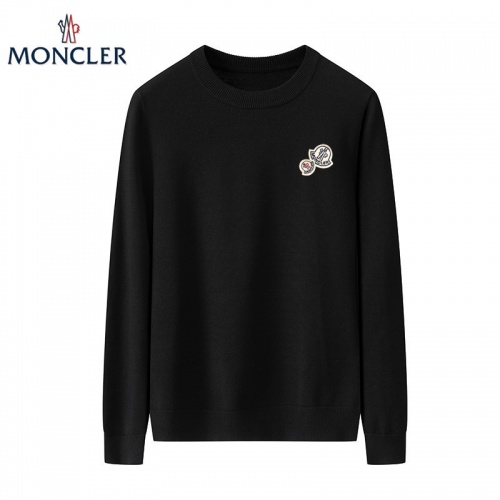 Moncler Sweaters Long Sleeved O-Neck For Men #819278