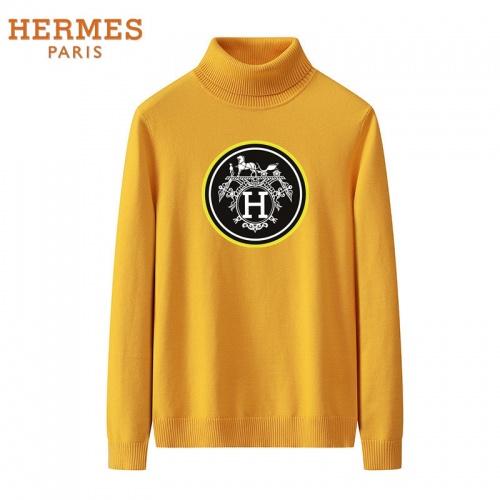 Hermes Sweaters Long Sleeved For Men #819296