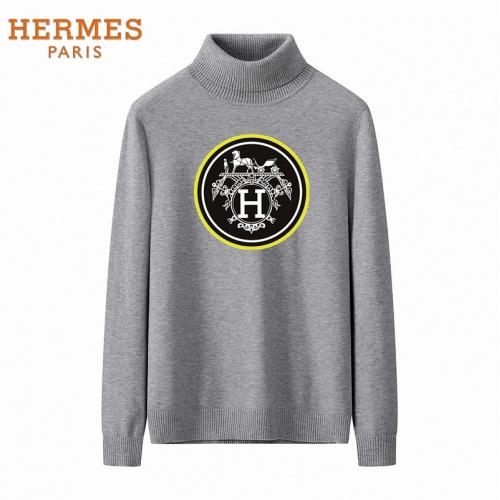 Hermes Sweaters Long Sleeved For Men #819297