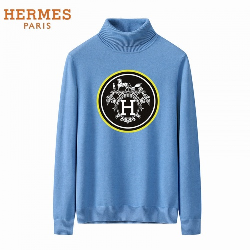 Hermes Sweaters Long Sleeved For Men #819299