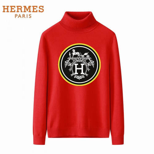 Hermes Sweaters Long Sleeved For Men #819300