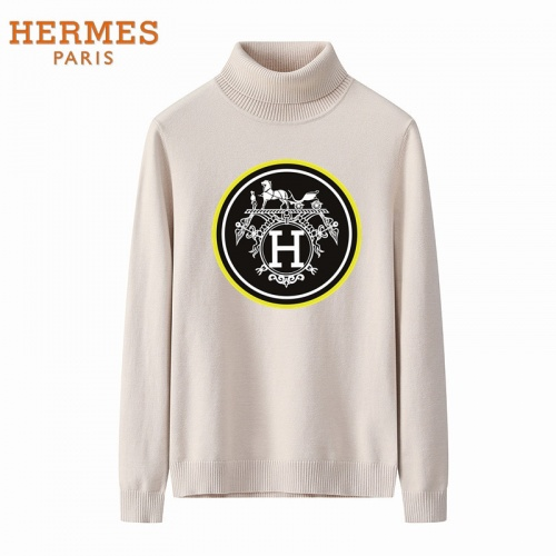 Hermes Sweaters Long Sleeved For Men #819302