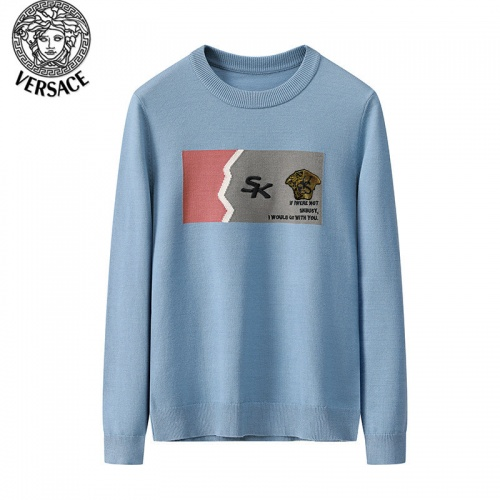Versace Sweaters Long Sleeved For Men #819314