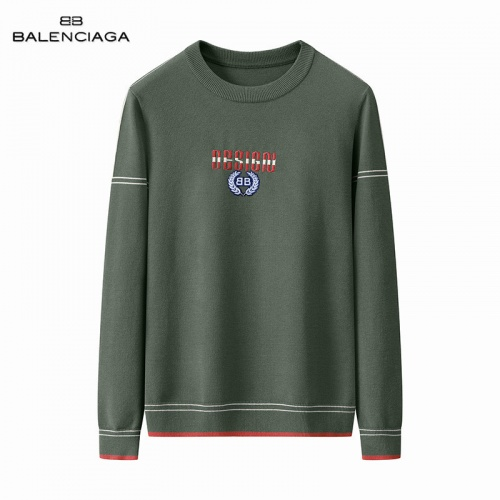 Balenciaga Sweaters Long Sleeved For Men #819326