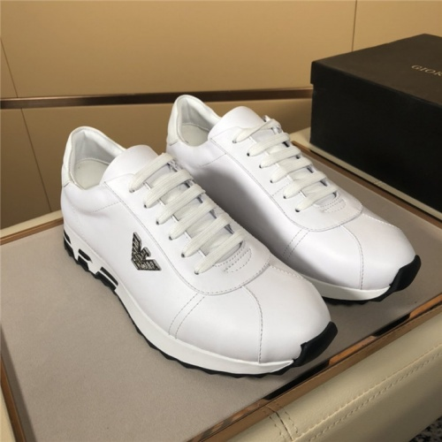Armani Casual Shoes For Men #819365