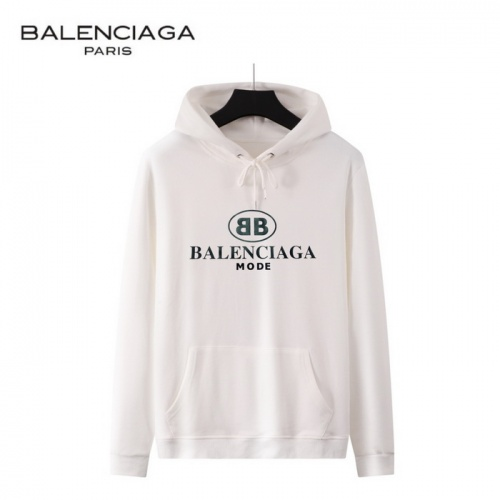 Balenciaga Hoodies Long Sleeved Hat For Men #819612