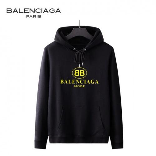 Balenciaga Hoodies Long Sleeved Hat For Men #819614