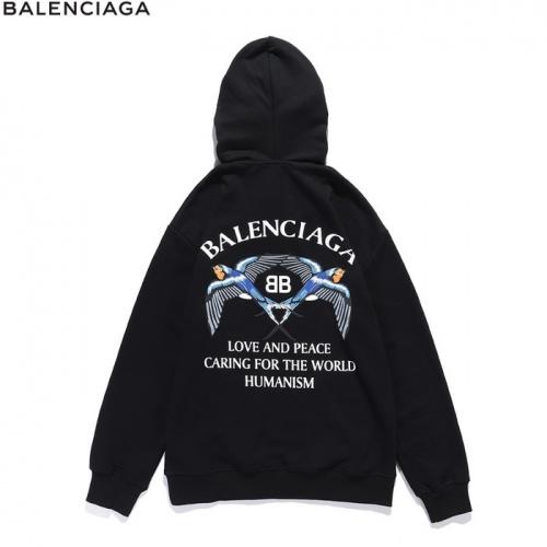Balenciaga Hoodies Long Sleeved Hat For Men #819618