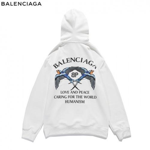 Balenciaga Hoodies Long Sleeved Hat For Men #819619
