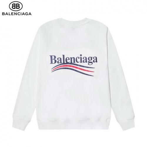 Balenciaga Hoodies Long Sleeved O-Neck For Men #819630