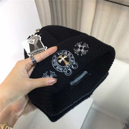 Replica Chrome Hearts Woolen Hats #819670 $32.00 USD for Wholesale