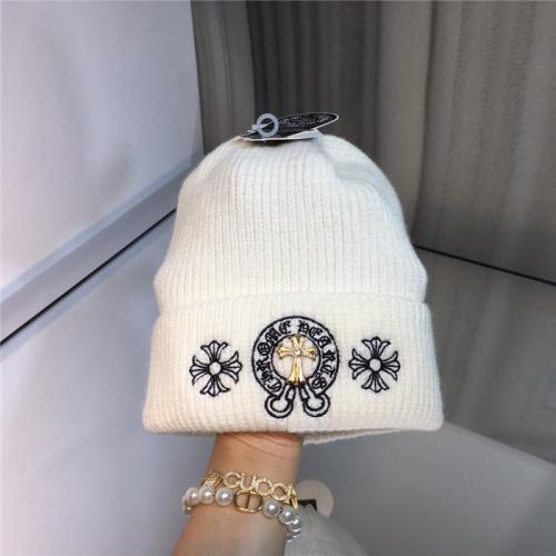 Chrome Hearts Woolen Hats #819672 $32.00 USD, Wholesale Replica Chrome Hearts Hats