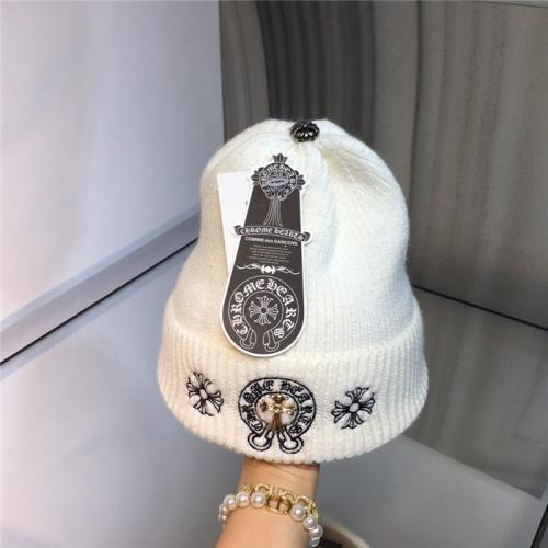 Replica Chrome Hearts Woolen Hats #819672 $32.00 USD for Wholesale